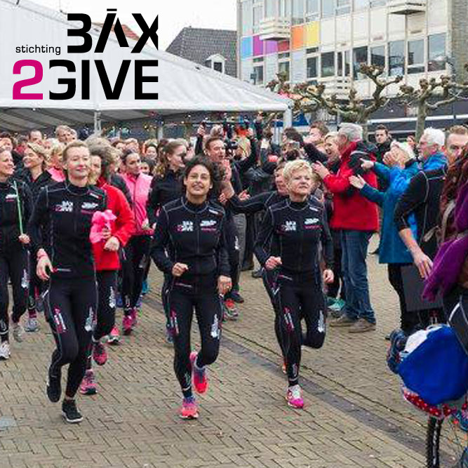 Bax2Give_groep_renners